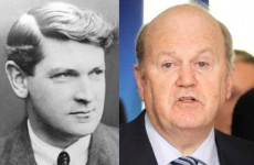 Ruairi Quinn: Michael Noonan has a tougher job than Michael Collins…
