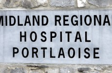 Portlaoise A&E next for the chop?