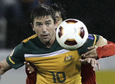 Remember him? Harry Kewell may be on his way to Fulham.