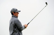 The Open leaderboard, day three