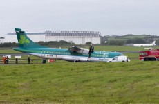 Shannon Airport closed following technical failure on Aer Arann plane