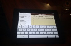 Son of Georgia's president sets world record for iPad typing speed