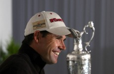 The best of The Open: Harrington retains his title