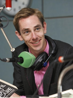 Ryan Tubridy has lost around 40 per cent of the listeners commanded by Gerry Ryan in his o