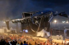 Four die as stage smashes into crowd at Indiana State Fair