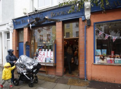 The Travel Bookshop in London's Notting Hill