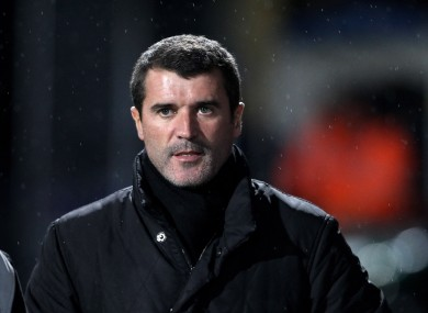 Keane has been out of a job since leaving Ipswich in January.