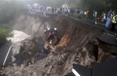 Heavy rains kill at least 84 in Central America