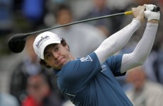 McIlroy just one shot off the lead at Kolon Korea Open