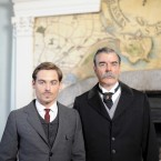 Actors Kevin Zegers (left) and Chris Noth. Image: Laura Hutton/Photocall Ireland
