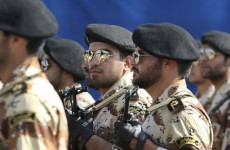 Accidental blast at Iranian arms depot kills 15