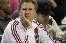 'Milk was a bad choice' – Here are Will Ferrell's 10 best sports moments