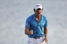 Top of the world, Ma! Rory McIlroy holds off Tiger to go No 1