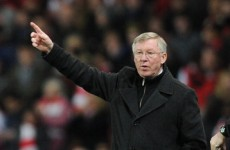 Ferguson issues 'wake up' call ahead of Bilbao clash