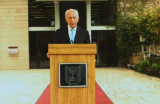 Watch: Israeli president calls for peace – in his new music video