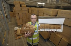 38 million cigarettes seized in Dublin Port
