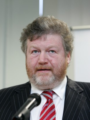 Minister for Health Dr James Reily TD
