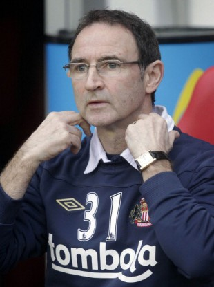 Martin O'Neill: I would've emailed City boss if I had his address.