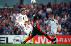 31 days to Euro 2012: Poborsky's stunning lob sinks Portugal