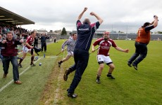 Round-Up: 14-man Westmeath shock Antrim with win in Leinster SHC opener