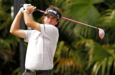 Darren Clarke and Bubba Watson to sit out Players Championship