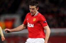 Carrick ruled himself out of England squad