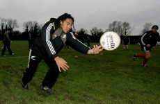 "Summer Tour Diary: Ma'a Nonu's Irish impersonation – ""Tanks a million!"""