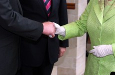 'I'm still a Republican': The body language surrounding the historic handshake