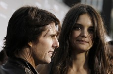 Photos: Katie Holmes files for sole custody in divorce from Tom Cr
