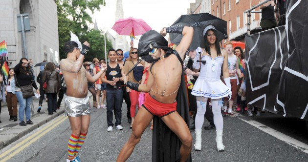 PHOTOS: Dublin Pride hits the streets of the capital