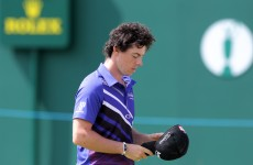 Open Championship costs Rory McIlroy as Tiger takes No 2 rankings spot
