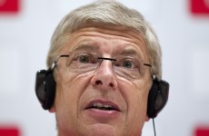 No signings imminent for irritated Arsene Wenger