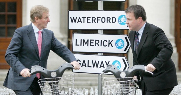 On your bike: Bacik wants more Senators and TDs to cycle to work