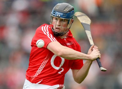 Conor Lehane returns to the Cork team for next Sunday's game.