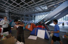 Bank wins court order to evict Occupy Hong Kong activists