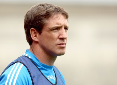 Kildare Manager Kieran McGeeney will face his toughest challenge yet.