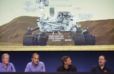 Curiosity Mars rover to land on the red planet tomorrow
