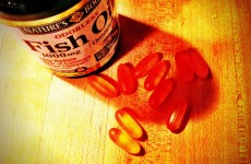 Fish oil improves muscle strength in old people