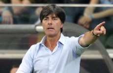 Loew expecting a tough battle to qualify for World Cup
