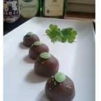Irish Car Bomb chocolates. Because terrorism is sweet! (LushConfections on etsy)