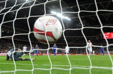 Lampard rescues a point for lacklustre England