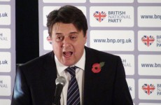UK: Police investigate Nick Griffin tweets about gay couple in B&B case