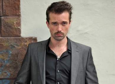 Irish actor Emmett Scanlan plays the character Brendan Brady