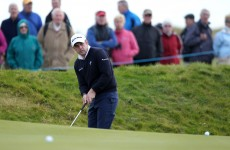 McGinley backed for Ryder Cup captain