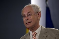 Van Rompuy: Ireland could get deal on bank debts before new watchdog