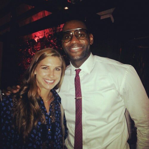 lebron-james-alex-morgan
