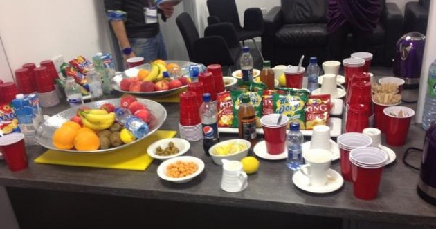 How many things can you spot on One Direction's TV3 rider?