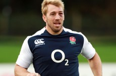 November internationals: Chris Robshaw confirmed as England captain