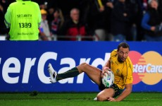 Wallaby Cooper fined, handed suspended ban