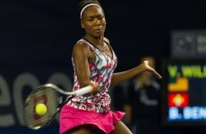 Venus Williams ends her two-year wait for a title